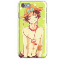 Ace 02 iPhone Case/Skin