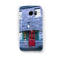 Stone Building in Athenry, Ireland Samsung Galaxy Case/Skin