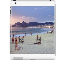 Ipanema Nights iPad Case/Skin