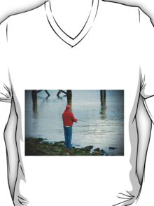 Fishing By The River T-Shirt