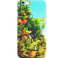 Ohh La La Oranges iPhone Case/Skin
