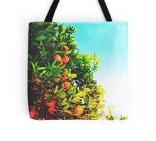 Ohh La La Oranges Tote Bag