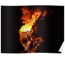 Ripley Bonfire Night 2008 Poster