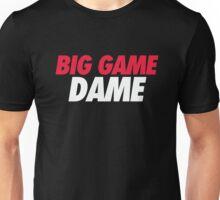 BIG GAME DAME  Unisex T-Shirt