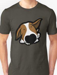 Big Nose Bull Terrier Puppy T-Shirt