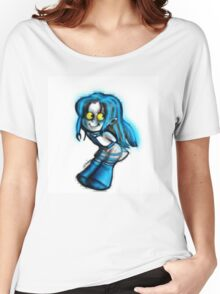 ARCADE - Marina Pixels Women's Relaxed Fit T-Shirt
