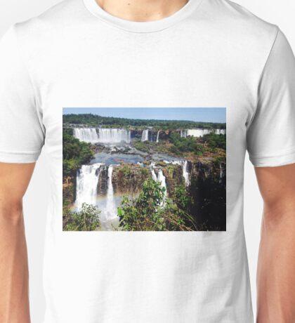 Iguazu Falls in Love Unisex T-Shirt