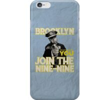 The Captain Needs You iPhone Case/Skin