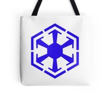 Imperial Crest Blue Tote Bag