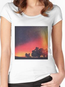 Friendly Fires Women's Fitted Scoop T-Shirt