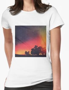 Friendly Fires Womens Fitted T-Shirt