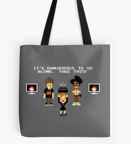 The Legend of Jen Tote Bag