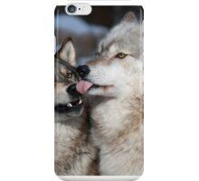 Derpy Wolves iPhone Case/Skin