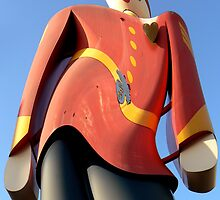 Dancing Tin Soldier by bluemtnblues