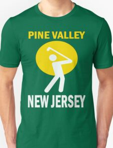 PINE VALLEY, NJ-2 T-Shirt