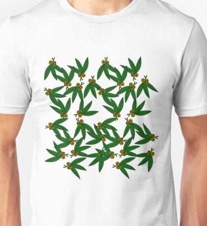 Golden Wattle Unisex T-Shirt