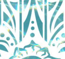 Serene Hamsa Sticker