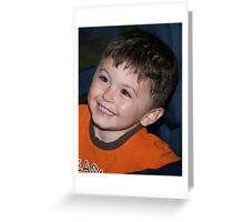 Jayden Greeting Card