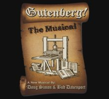Gutenberg The Musical! by ceejsterrr