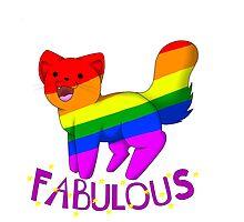 Fabulous Cat by budgieartz