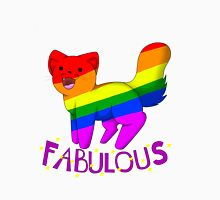 Fabulous Cat Unisex T-Shirt