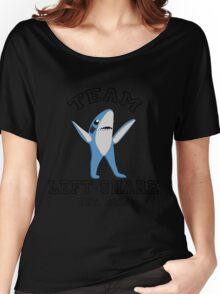 Team Left Shark Women's Relaxed Fit T-Shirt