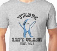 Team Left Shark Unisex T-Shirt