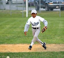 Isaiah, Baseball by Wendy Butler