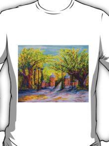 Toomer's Corner Oaks T-Shirt