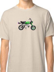 Honda z50 style motorcycle Classic T-Shirt