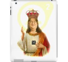 Our Lord and Savior, Gaben iPad Case/Skin