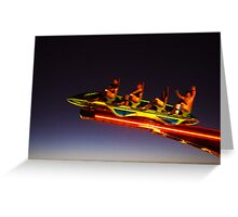 Stratosphere Greeting Card