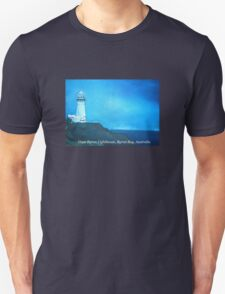 CapeByron Lighthouse - Original oil on canvas Unisex T-Shirt
