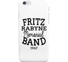 Fritz  iPhone Case/Skin