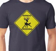 Xerneas Crossing Sign Unisex T-Shirt