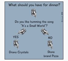 What should you have for dinner? T-Shirt
