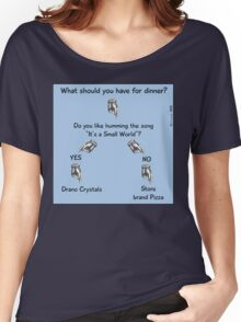 What should you have for dinner? Women's Relaxed Fit T-Shirt