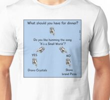 What should you have for dinner? Unisex T-Shirt