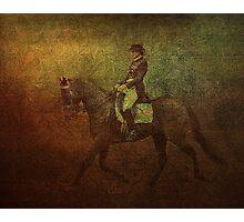 Rider Photographic Print