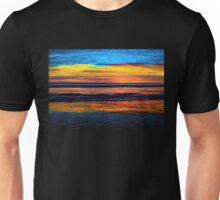 A Beach Sunset Is My Aurora Unisex T-Shirt
