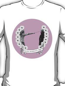 Accio Women's Rights-Pink T-Shirt