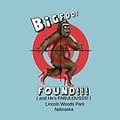 Bigfoot found by yvonne willemsen