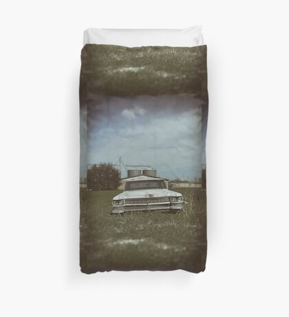 Cadillac Dreams Duvet Cover