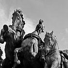 Capitolium Horses by Andrei Rusu