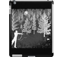 The Squirrel Hunt iPad Case/Skin
