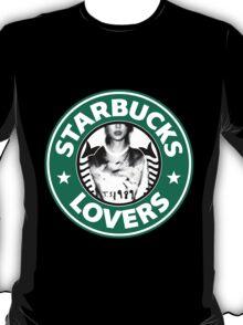 Starbucks Lovers Taylor Swift 1989 T-Shirt