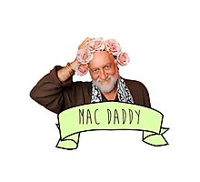Mick Fleetwood is The Mac Daddy Photographic Print