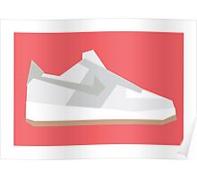 AF1 - Minimal Sneaker Poster