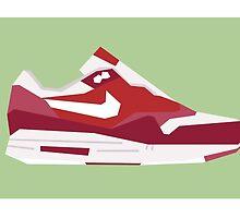 AM1 - Minimal Sneaker by lomoco