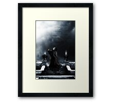 Hezekiah's Prayer Framed Print